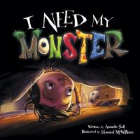Cover image for I need my monster