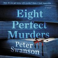 Cover image for Eight perfect murders