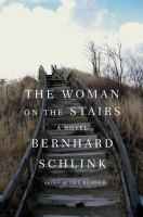 Cover image for The woman on the stairs : a novel