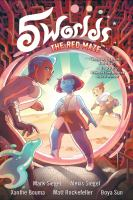 Cover image for 5 worlds. Book 3, The red maze