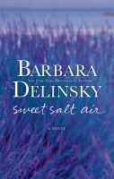 Cover image for Sweet salt air