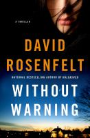 Cover image for Without warning