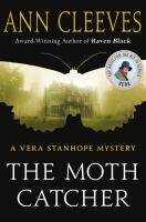 Cover image for The moth catcher