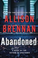 Cover image for Abandoned