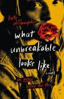 Cover image for What unbreakable looks like