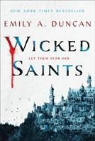 Cover image for Wicked saints