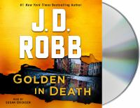 Cover image for Golden in death