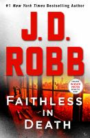 Cover image for Faithless in death