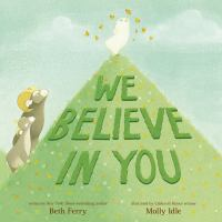 Cover image for We believe in you