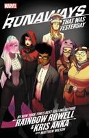 Cover image for Runaways. Vol. 3, That was yesterday