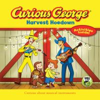 Cover image for Curious George. Harvest hoedown