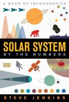Cover image for Solar system : by the numbers