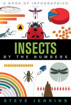 Cover image for Insects by the numbers : by the numbers