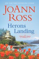 Cover image for Herons landing