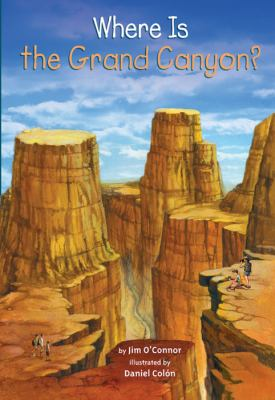 Cover image for Where is the Grand Canyon?