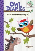 Cover image for Owl diaries. Eva and the lost pony