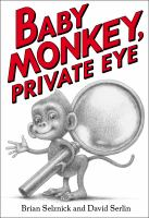 Cover image for Baby Monkey, private eye