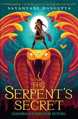 Cover image for The serpent's secret