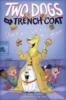 Cover image for Two dogs in a trench coat start a club by accident