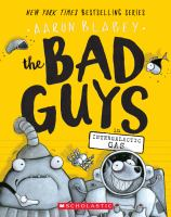 Cover image for The bad guys in Intergalactic gas