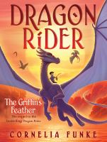 Cover image for Dragon rider. The griffin's feather