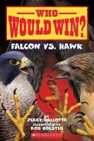Cover image for Falcon vs. hawk