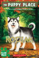 Cover image for The puppy place. Kodiak