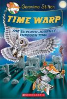 Cover image for Time warp : the seventh journey through time