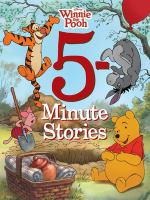 Cover image for Disney Winnie the Pooh 5-minute stories