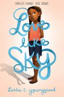 Cover image for Love like sky