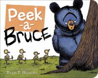 Cover image for Peek-a-Bruce