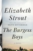 Cover image for The Burgess boys : a novel