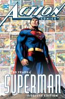 Cover image for Action Comics : 80 years of Superman