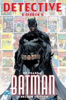 Cover image for Detective comics : 80 years of Batman