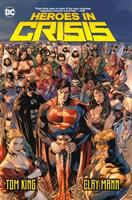 Cover image for Heroes in crisis