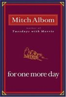Cover image for For one more day