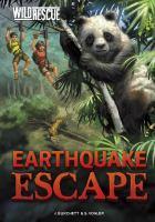 Cover image for Earthquake escape