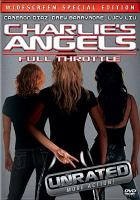 Cover image for Charlie's Angels Full throttle
