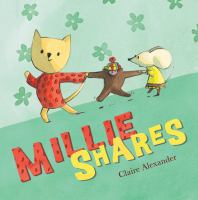 Cover image for Millie shares