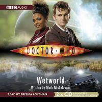 Cover image for Doctor Who Wetworld