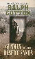 Cover image for Gunmen of the desert sands