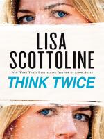 Cover image for Think twice
