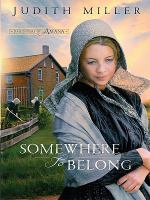 Cover image for Somewhere to belong