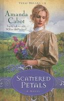 Cover image for Scattered petals