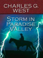 Cover image for Storm in Paradise Valley