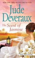 Cover image for The scent of jasmine