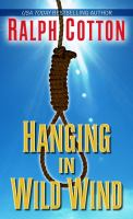 Cover image for Hanging in Wild Wind