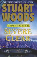 Cover image for Severe clear : a Stone Barrington novel