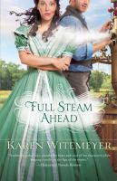 Cover image for Full steam ahead