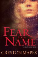 Cover image for Fear has a name